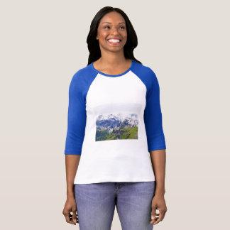 Swiss alps scene T-Shirt
