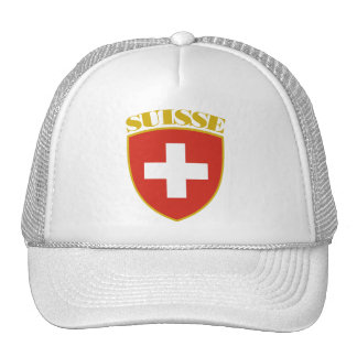 Swiss Arms (French) Cap