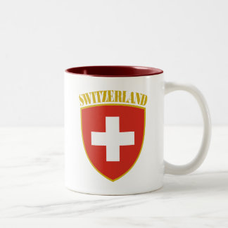 Swiss Arms Two-Tone Coffee Mug
