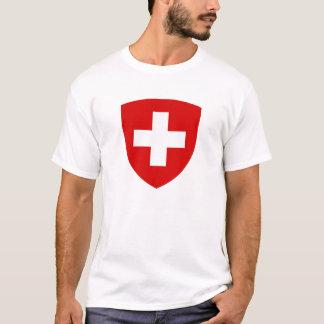 Swiss coat of arms - Swiss Souvenir T-Shirt