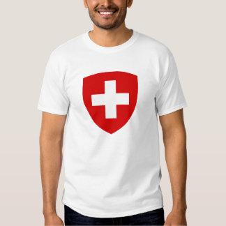 Swiss coat of arms - Swiss Souvenir T-shirts