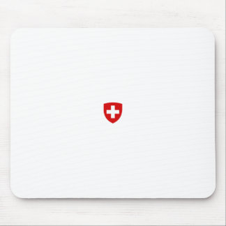 Swiss Coat of Arms - Switzerland Souvenir Mouse Pad