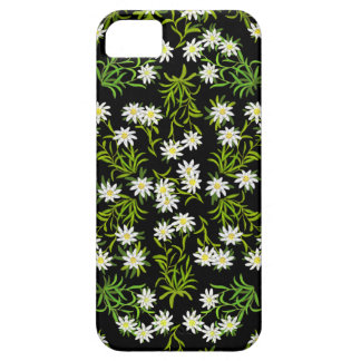 Swiss Edelweiss Alpine Flowers iPhone Case