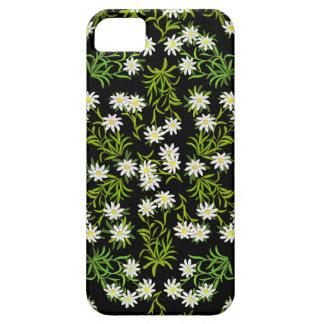 Swiss Edelweiss Alpine Flowers iPhone Case