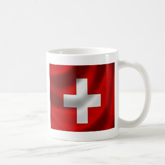Swiss Flag Coffee Mug
