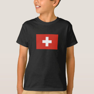 Swiss Flag Red Cross T-Shirt