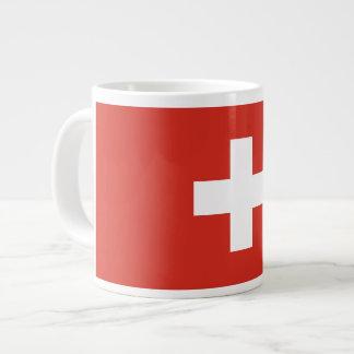 Swiss Flag Extra Large Mugs