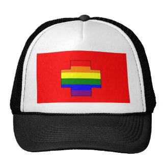 Swiss GLBT Pride Trucker Hat