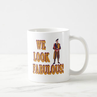Swiss Guard Coffee Mug