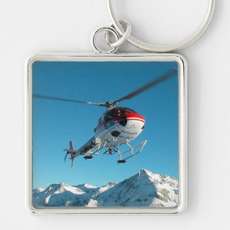 SWISS HELICOPTER KEY CHAIN