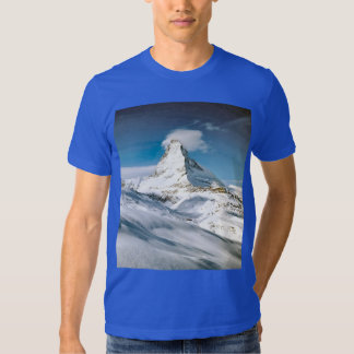 Swiss Images - Matterhorn Zermatt Tshirt