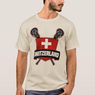 Swiss Lacrosse Tee Shirt