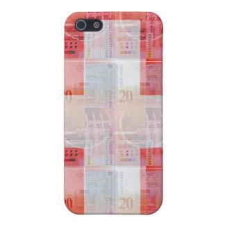 Swiss Money & Flag iPhone 5/5S Case
