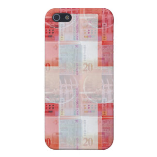 Swiss Money & Flag iPhone 5 Cover