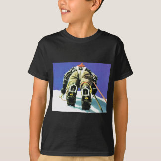Swiss mountain scene T-Shirt
