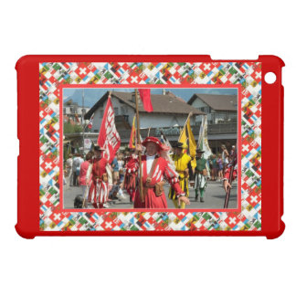 Swiss National Day, 1st August iPad Mini Covers