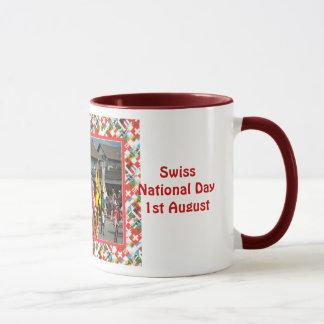 Swiss National Day, 1st August Mug