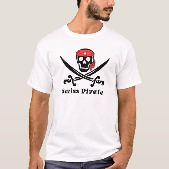 Swiss Pirate T-Shirt
