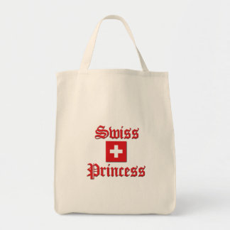 Swiss Princess Tote Bag