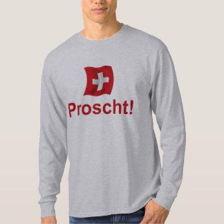 Swiss Proscht! (Cheers) Tshirt