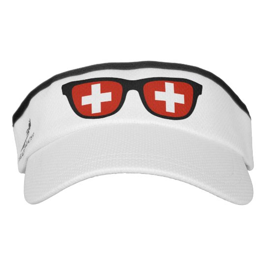 Swiss Shades Visor