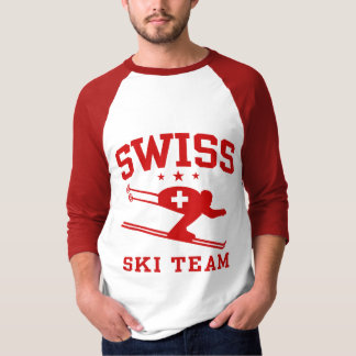 Swiss Ski Team T-Shirt