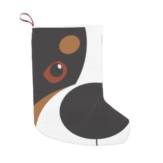 Swissy-Face stocking