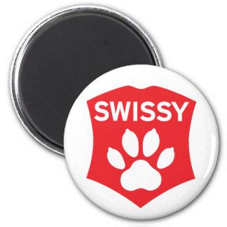 Swissy Magnet