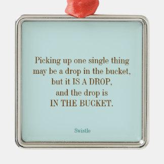 Swistle Bucket Ornament