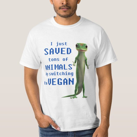 Switch to Vegan T-Shirt