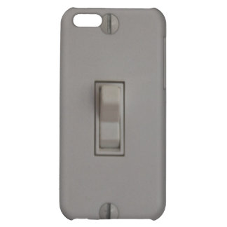 Switched on iPhone 5C case