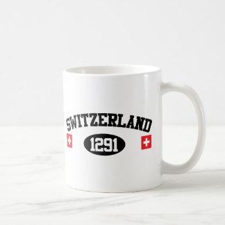 Switzerland 1291 coffee mug