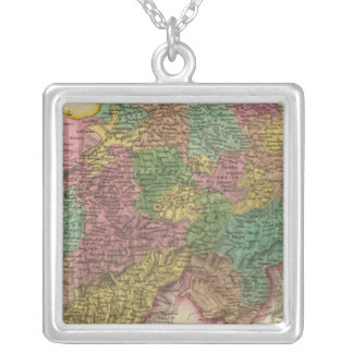 Switzerland 14 silver plated necklace