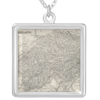 Switzerland 15 silver plated necklace