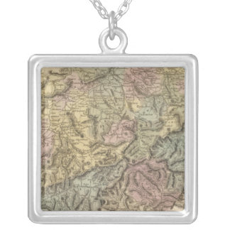 Switzerland 16 silver plated necklace