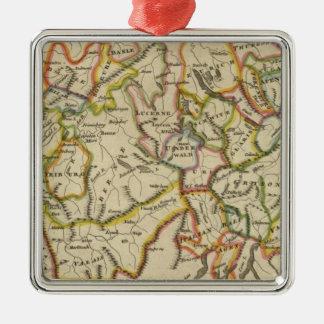 Switzerland 18 christmas ornament