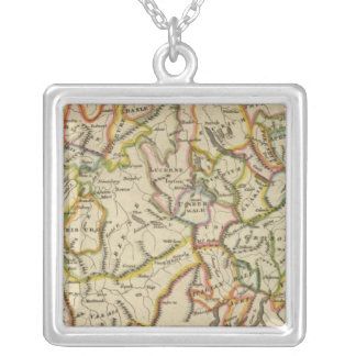 Switzerland 18 silver plated necklace