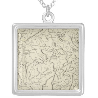 Switzerland 19 silver plated necklace