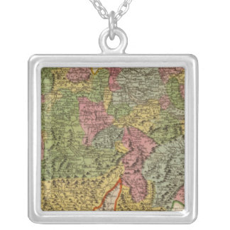 Switzerland 20 silver plated necklace