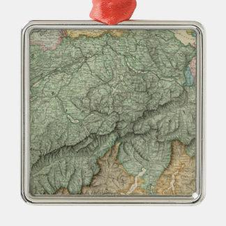 Switzerland 21 christmas ornament