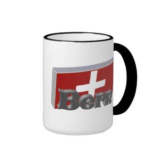 Switzerland 3D+H Coffee Mug