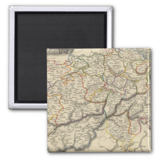 Switzerland 5 magnet