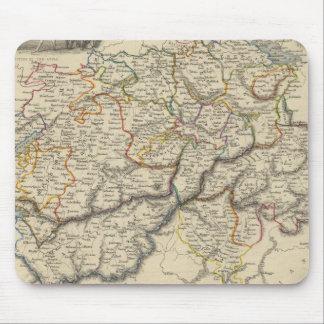 Switzerland 5 mouse mat