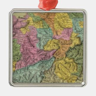 Switzerland 6 christmas ornament