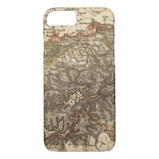 Switzerland 7 iPhone 8/7 case