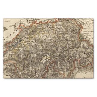 Switzerland 7 tissue paper