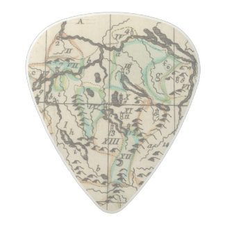 Switzerland 8 acetal guitar pick