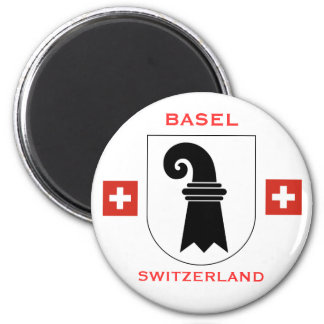 SWITZERLAND- BASEL Magnet