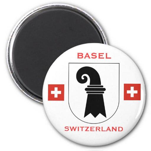 SWITZERLAND- BASEL Magnet