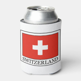Switzerland Can Cooler